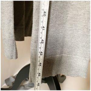 Feme Stage Sweaters - Feme Stage Maxi Gray Cardigan